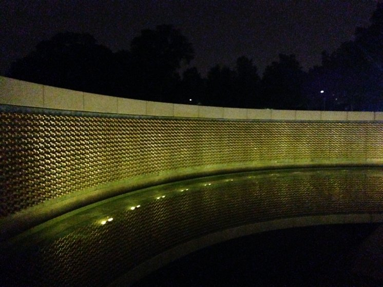 Freedom Wall 4,048 Stars @BRInstitute #FF2016 #WorldWarIIMemorial https://t.co/GzsRg2Cl7N