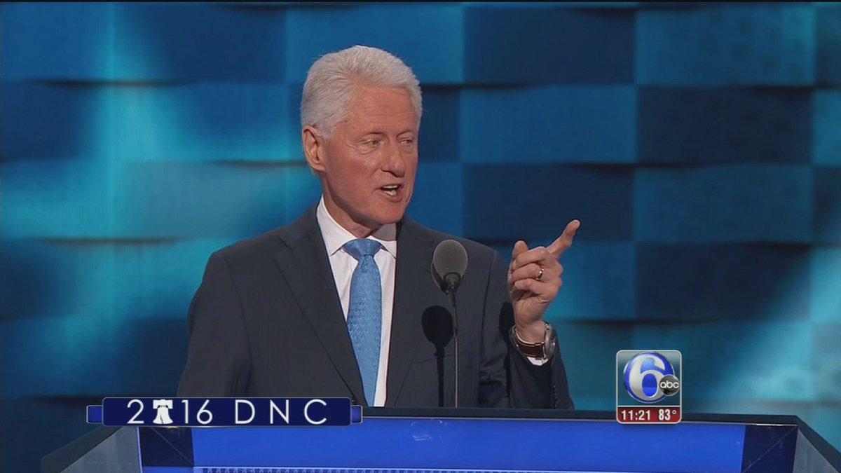 Bill Clinton: Hillary Is the 'Best Darn Change-Maker'
