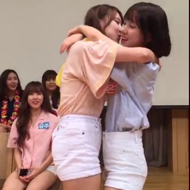 Image result for yerin kisses eunha
