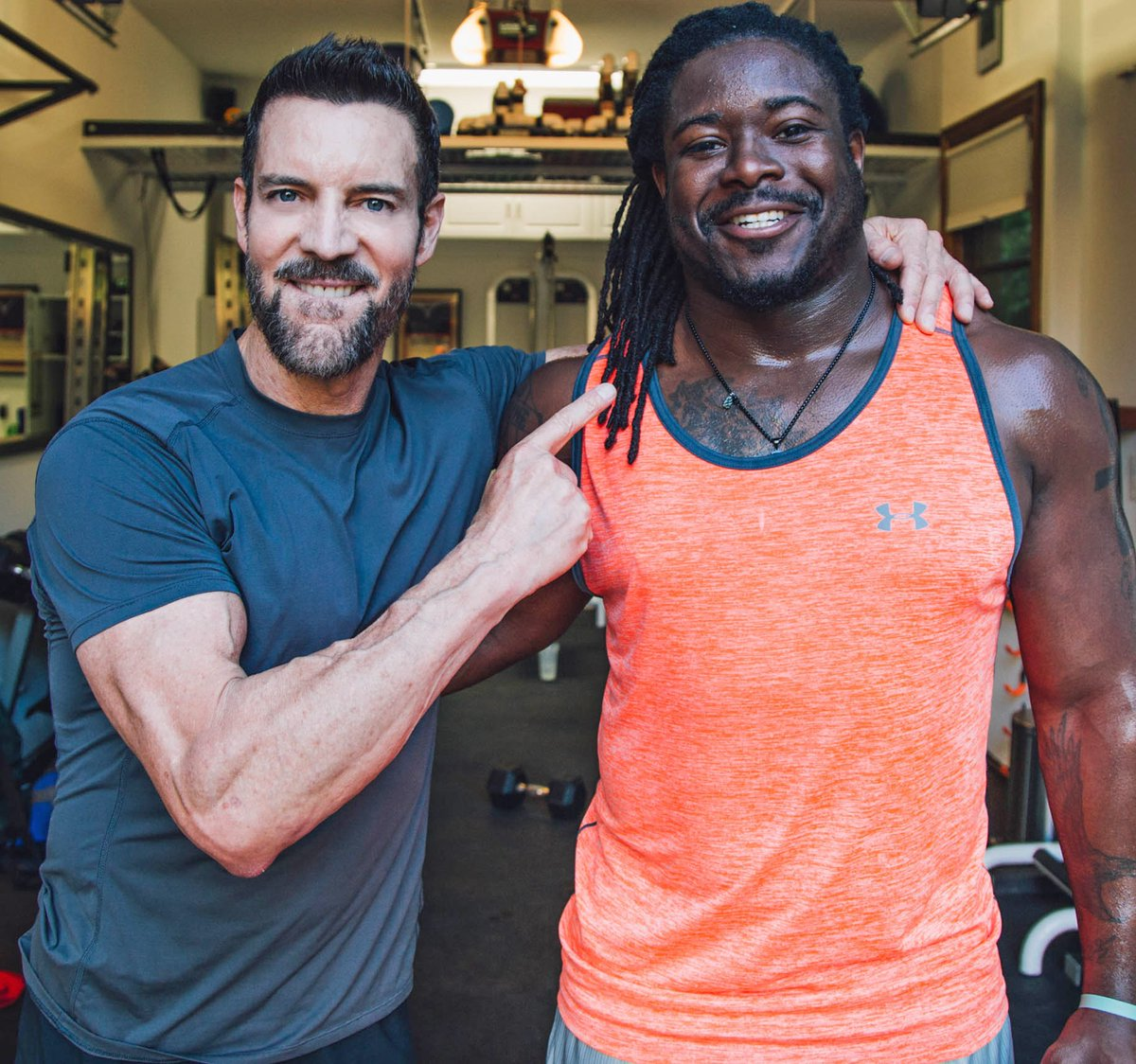Eddie Lacy Before And After Beachbody on Twitter: ...