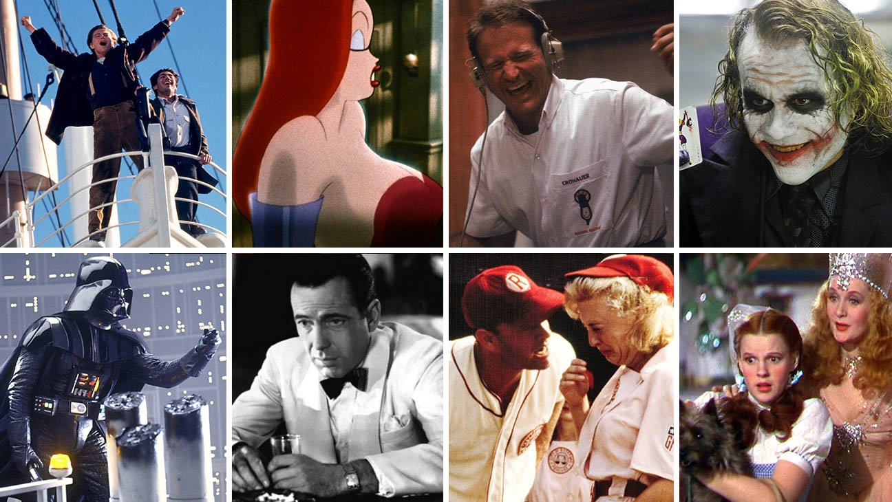 Hollywood's 100 Favorite Movie Quotes - https://t.co/qfinbT4XoD https://t.co/zPFxtnWyDx