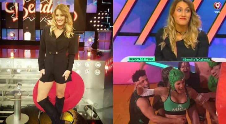 De #Combate a #Bendita, Mica Viciconte marcó tendencia https://t.co/uxrs2Y6x3h #MicaViciconteEnBendita https://t.co/mlihkrMd8w