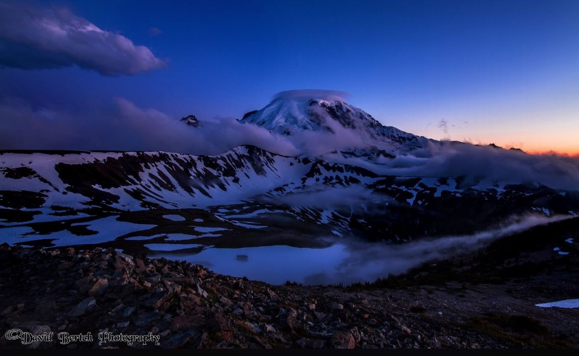 Gorgeous scenes from around Mt. Rainier -