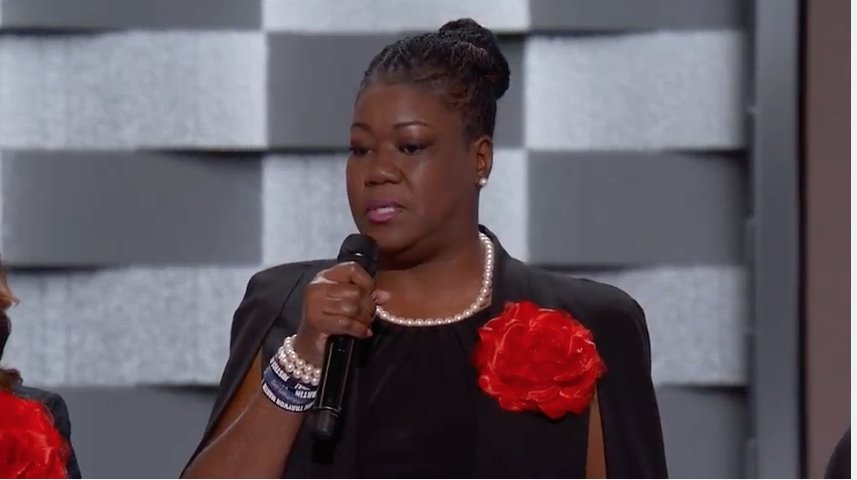 Trayvon Martin's mother: