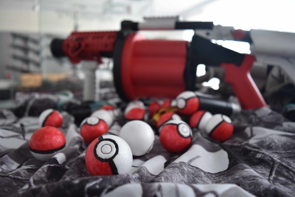 #ICS #MGL #PokemonGo #pokemonball #loveairsoft #icsbb #icsairsoft https://t.co/AymWcPbjFT https://t.co/N6OE0oiwK6
