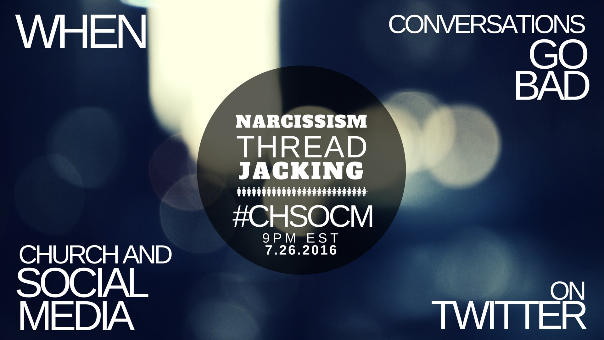 Thumbnail for #ChSocM chat 07/26/16: Thread Jacking