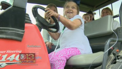 Reese, 9, doing well after spending more than 600 days in Hopkins ICU : @DeniseWJZ