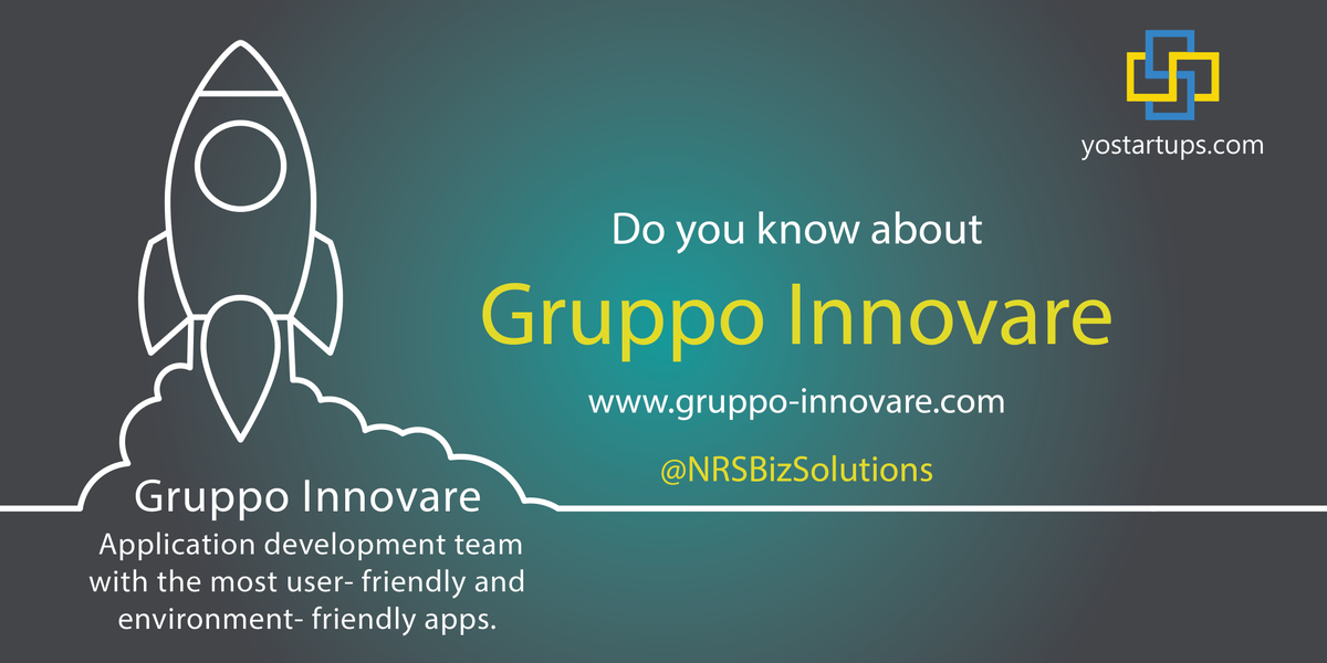 Gruppo Innovare – A division of NRS Business Solutions, Inc.