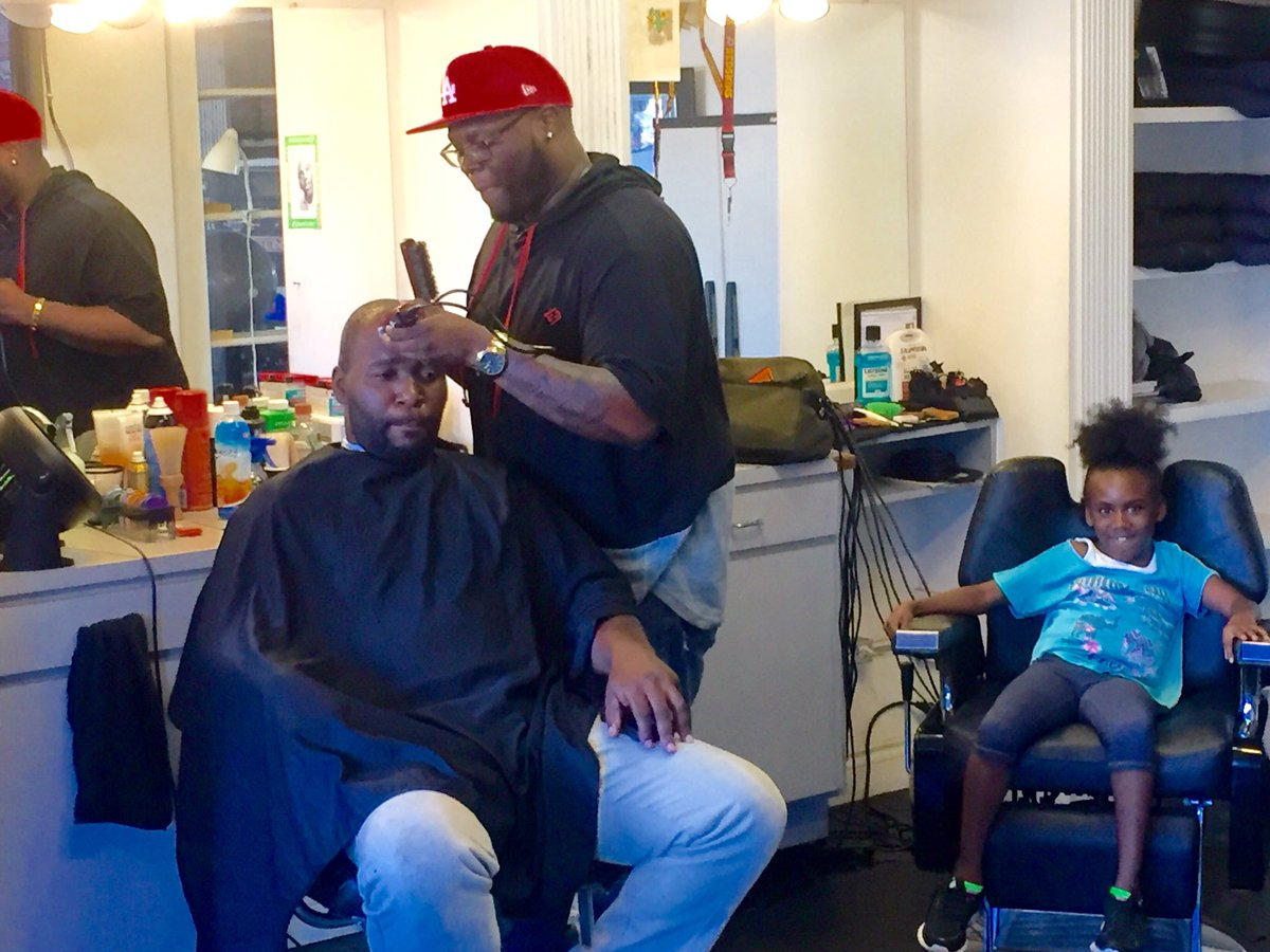 A Lakewood barber and his daughter are survivors. She had a heart transplant! They just won a new house..See it @ 11