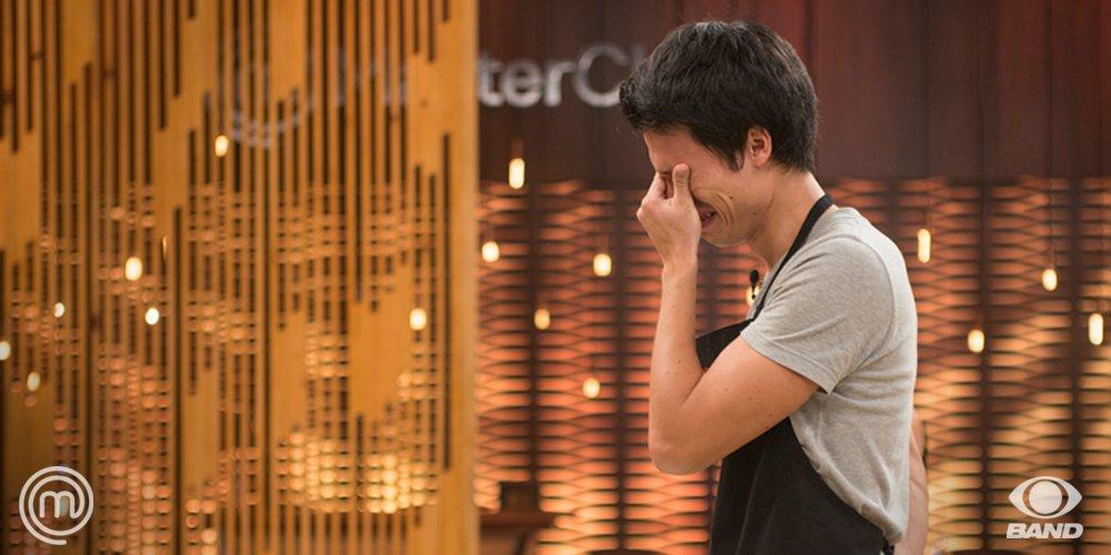 Depois de tanto suor e dedicação tem como segurar a emoção da recompensa? #MasterChefBR