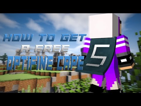 how to get a free minecraft cape