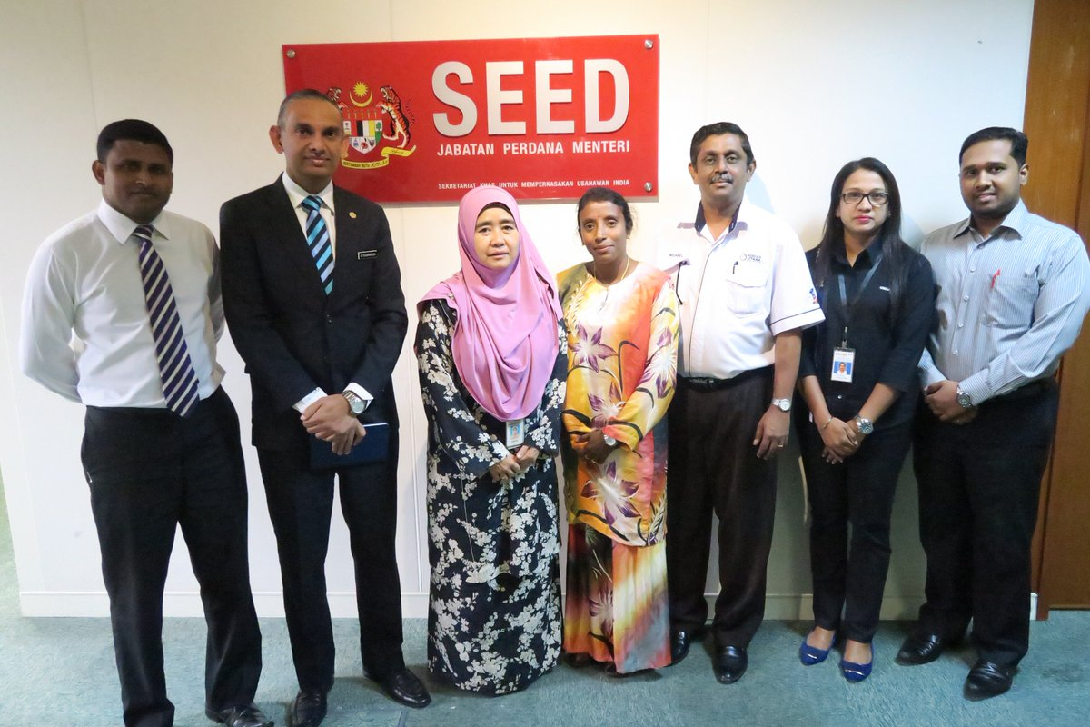 Sekretariat Seed On Twitter Meeting With Northern Corridor Implementation Authority Ncia To Help Indian Youth Indian Entrepreneurs