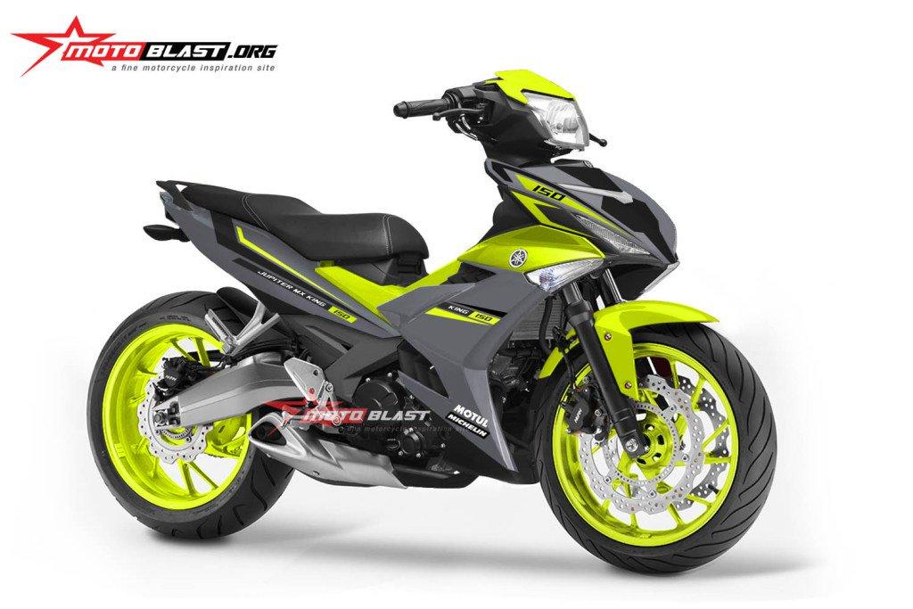 """Blog Motoblast On Twitter: """"Modifikasi Striping Yamaha MX"""