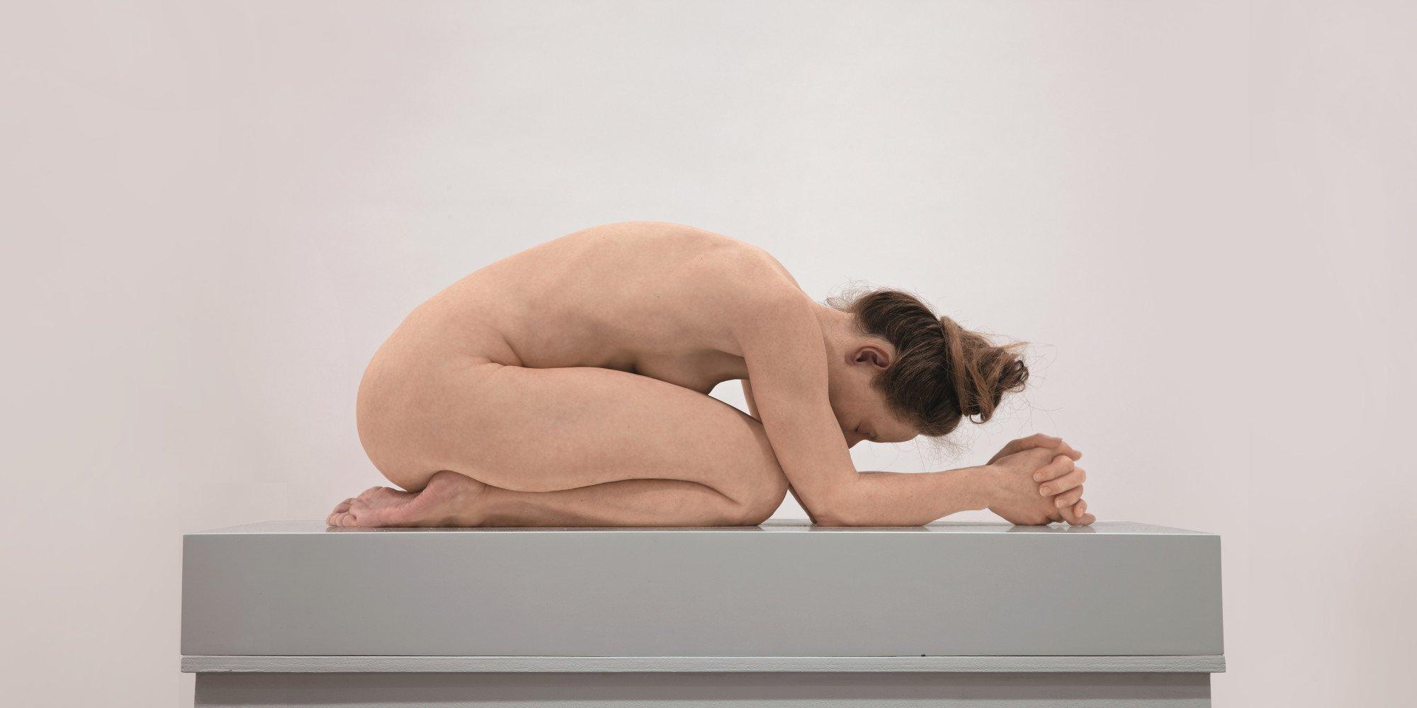 Thumbnail for 'Escultura Hiperrealista' en los medios