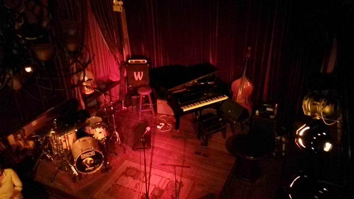 Gabriel Guerrero pianist in residence @The House of Blues & Jazz in Shanghai, China