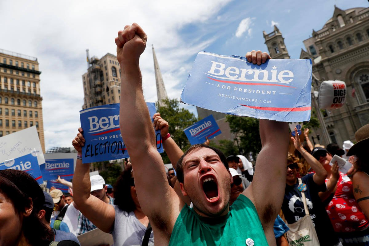 Sanders supporters: Unmoved by plea to support Clinton