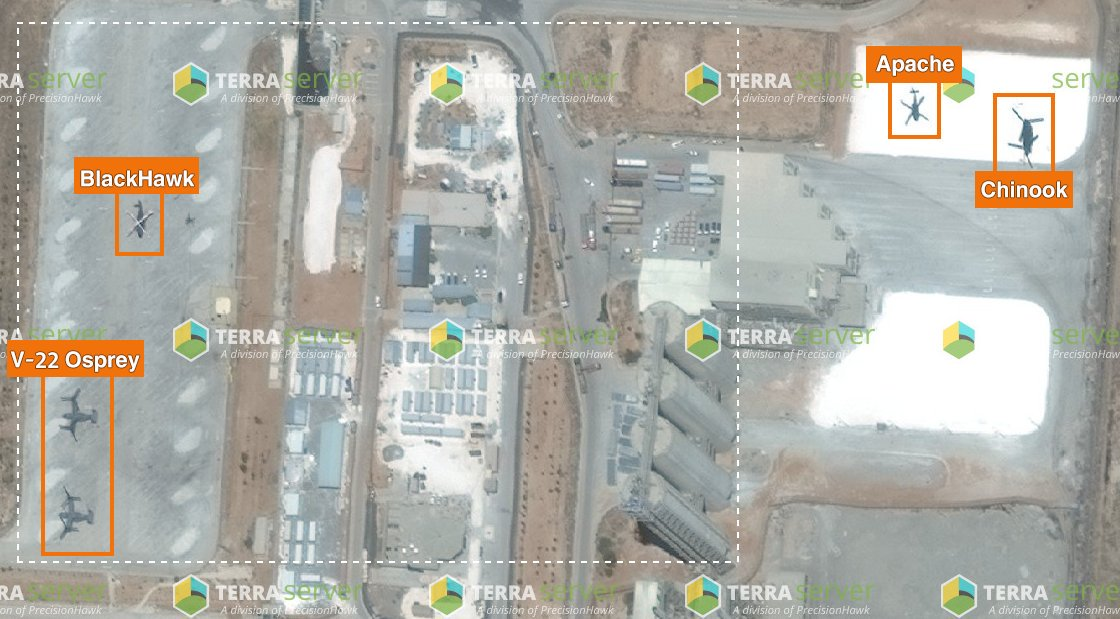 Friends Of Syria >> U.S. special forces build up base in Lafarge cement factory in northern Syria, sat imagery ...