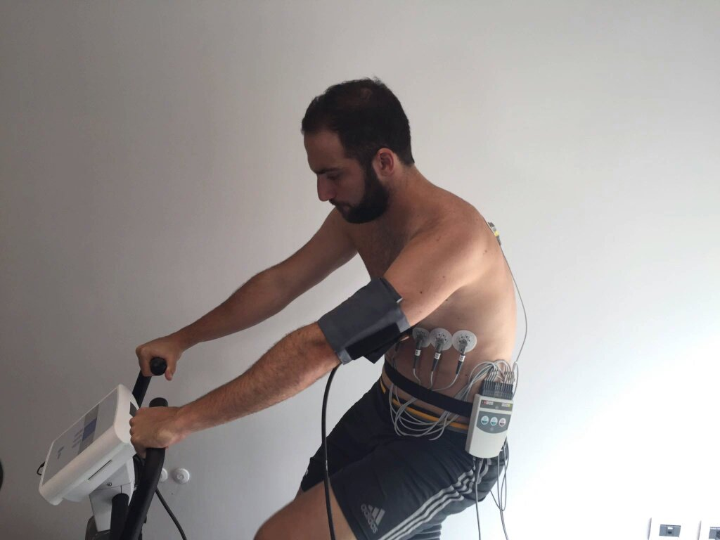 Image result for Gonzalo Higuain medical