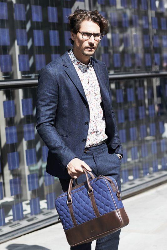 мужские сумки из натуральной кожи через плечо где выбрать в москве