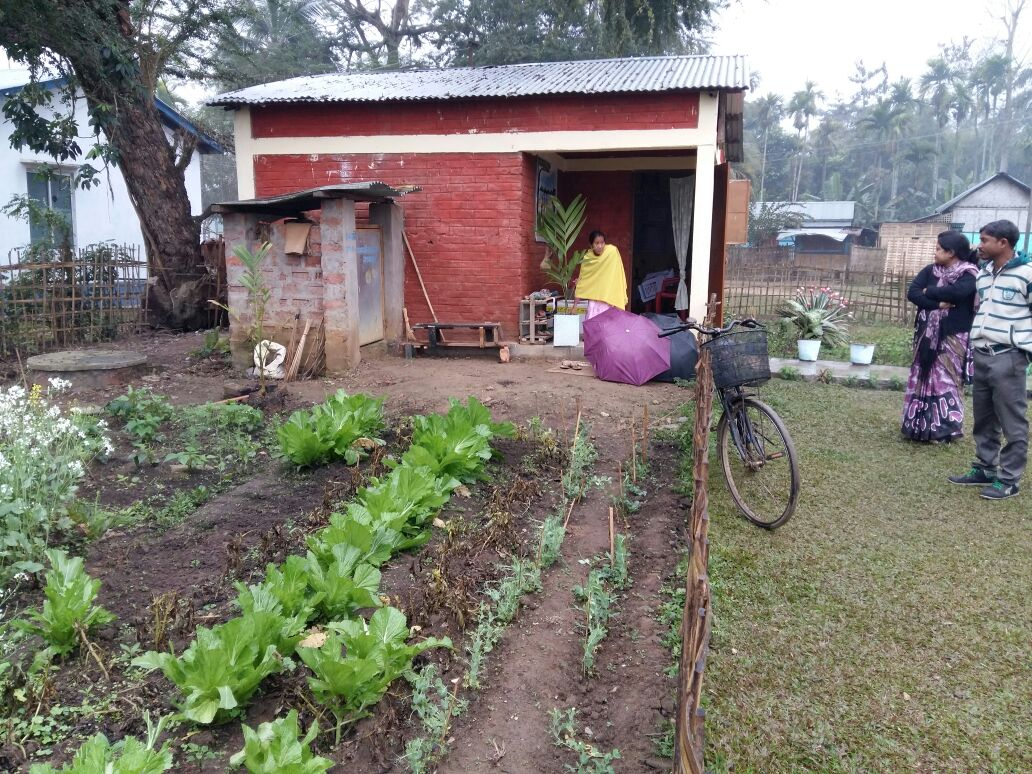Uses Of Kitchen Garden Ministry Of Wcd On Twitter Anganwadi In Jorhat Assam Uses