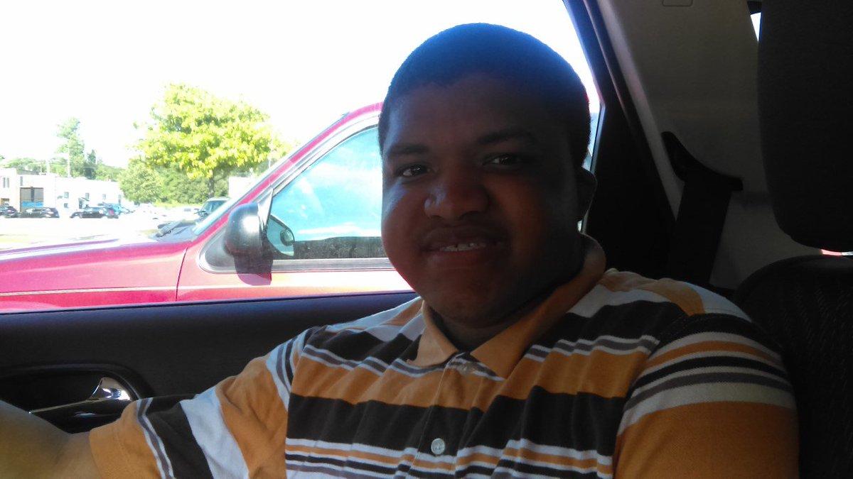 AMBER ALERT: Photo of missing 17 y.o. Dion Gardner last seen in Madison Heights. DETAILS