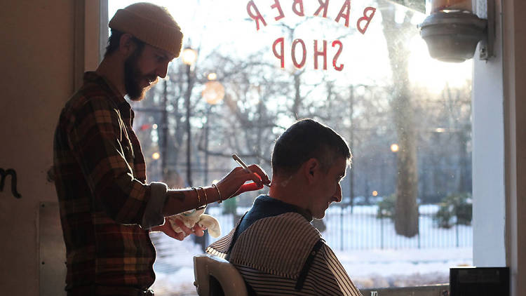 The best barber shops in New York City