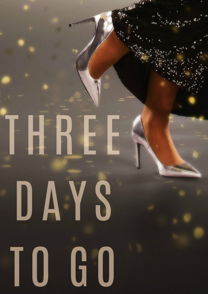 I mean. It's really happening ! #3Days! Who's coming !? @SisterActUKTour https://t.co/MndjBADyej