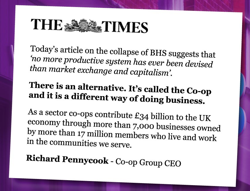 RT @CoopParty: An alternative to #BHS style capitalism isn't just a dream. It's out there - and it works: https://t.co/GYD0WtKGzy https://t…