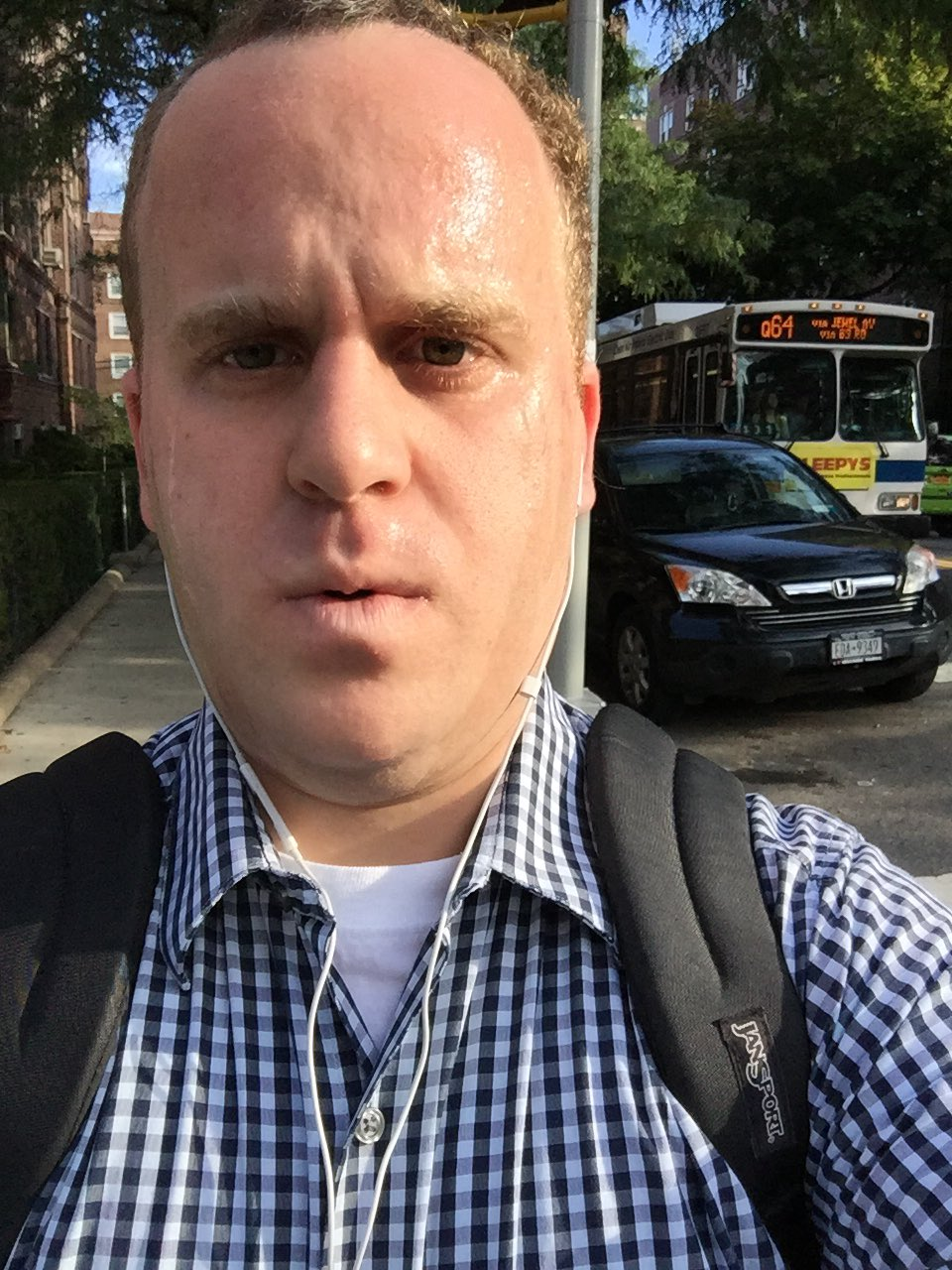 Selfie to the summit #NYCSchoolsTech https://t.co/h7Tdg3xhzv