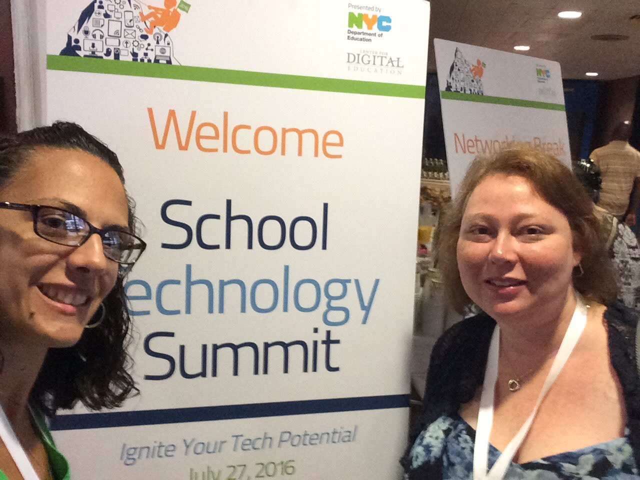 @TechTeachNY #nycschoolstech selfie! https://t.co/46cjy3712V