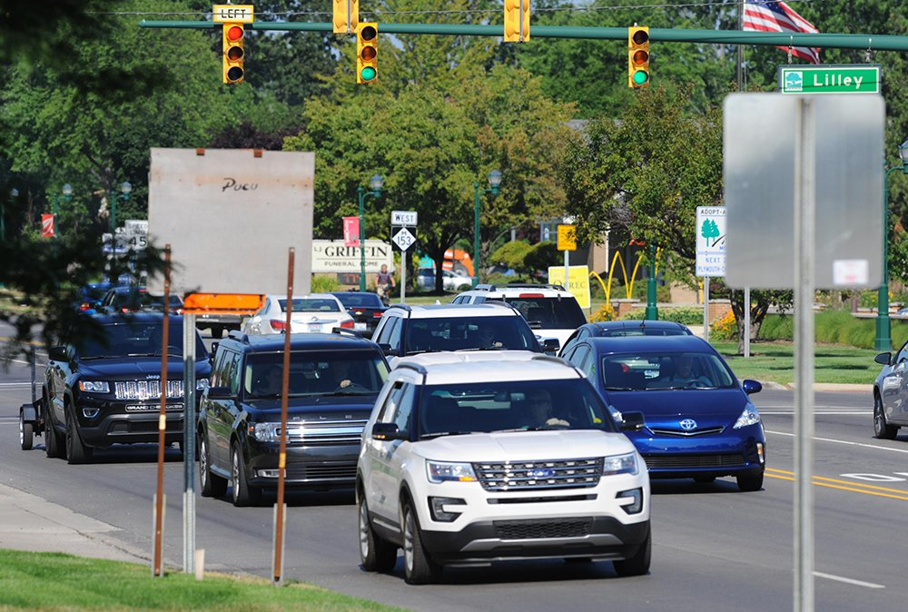 New development along Canton's Ford Road a 'blessing and a curse.'