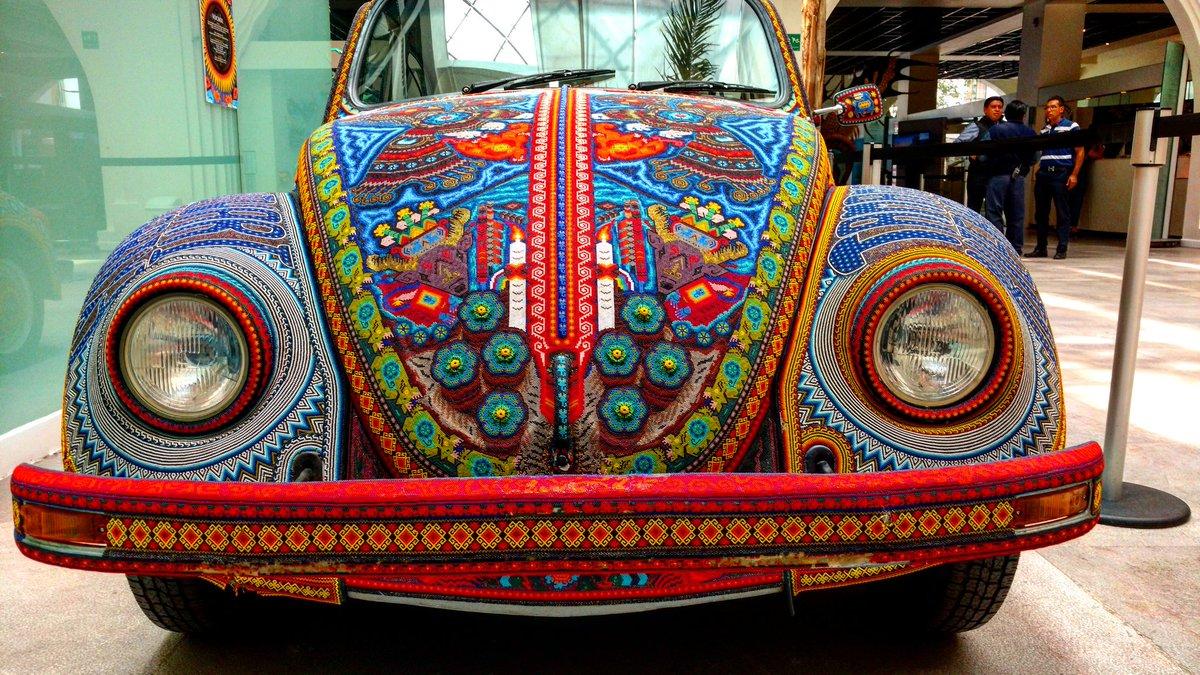 Car Craft Vw >> Ette Ariette On Twitter Huichol Made Beetle Vw Beetle