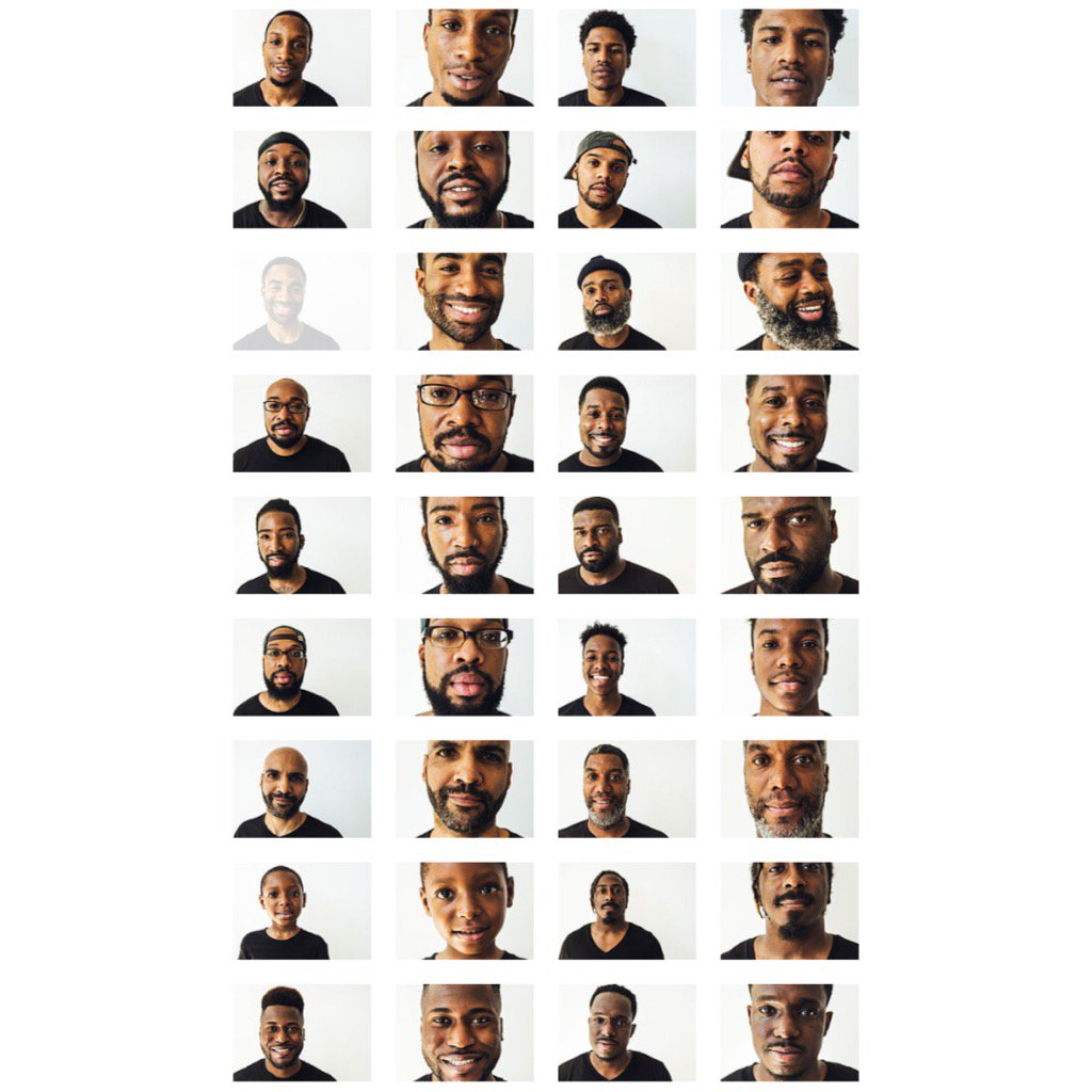 view all 165 portraits from the #WeLoveYouNYC photoshoot featuring black boys and men. https://t.co/f2vu3cTuX2 https://t.co/qfChHB9ncS