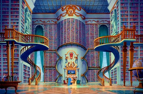 #IfDisneyMadeAMovieOfMe It would just be me wandering around the Beauty & the Beast library.  #ReadingMontage https://t.co/EVoBL3aWVh