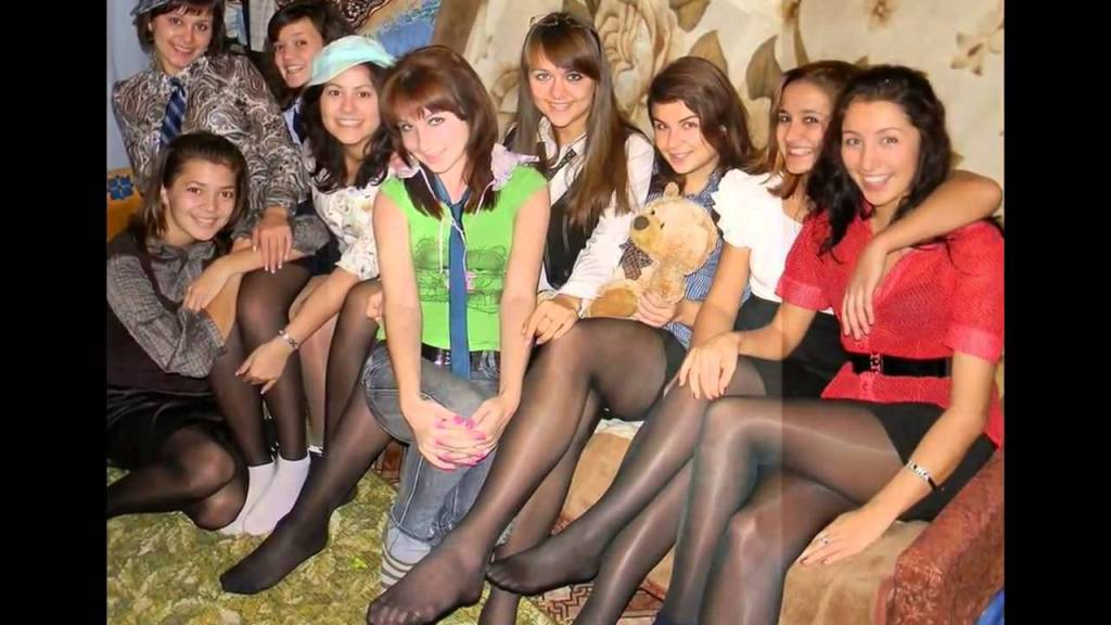 But Pantyhose More Often 21