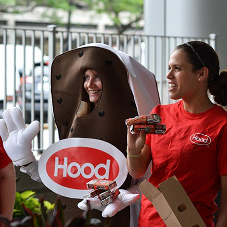 Mark your calendars for free @hphood ice cream sandwiches next week