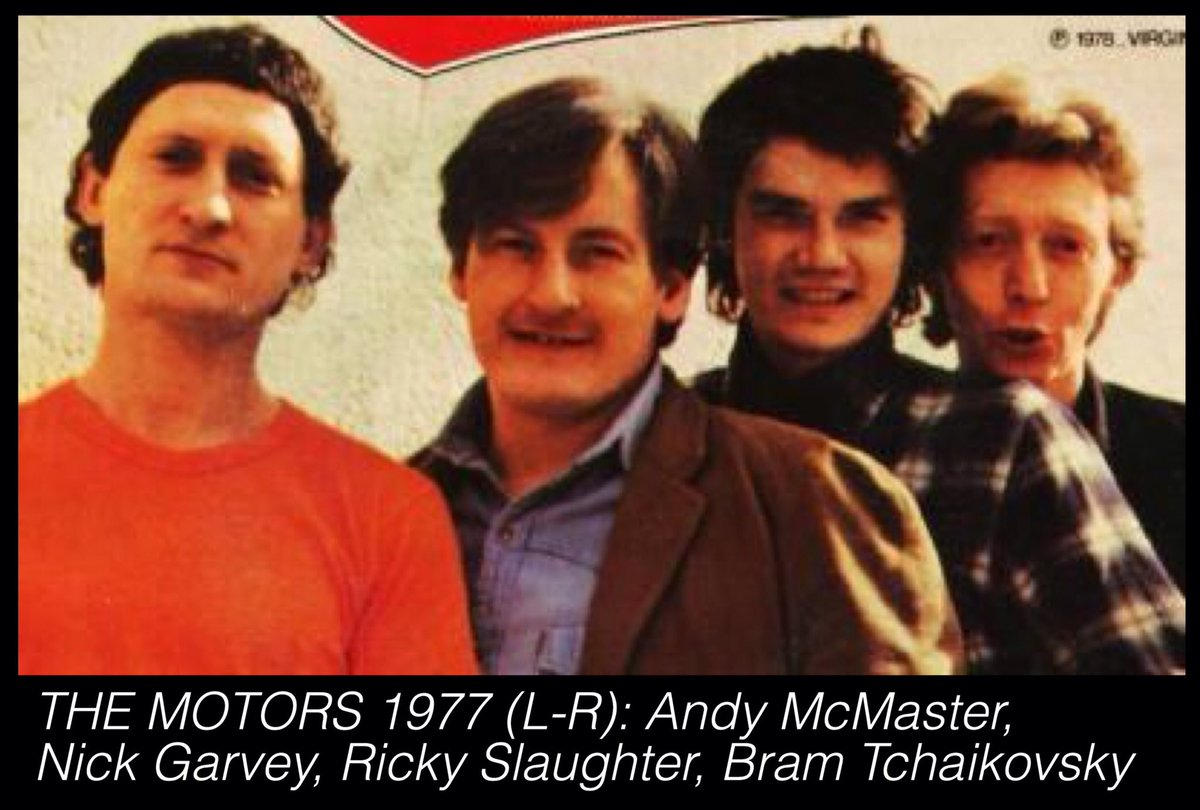 "#BTD Jul27,1947 #AndyMcMaster songwriter, wrote lyrics & music of hits Airport & Forget About You"" by #TheMotors pic.twitter.com/7jLx4aRdwD"