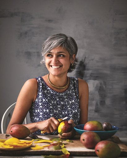 """Chetna Makan discusses her role on """"The Great British Baking Show"""""""