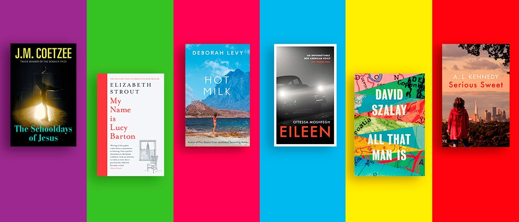 Manbooker2016 Latest News Breaking Headlines And Top Stories
