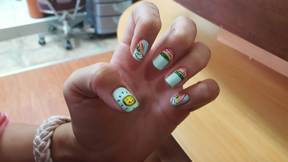 Jenna Rose Thomas On Twitter Those Nails Are So Cute Oh My Gosh Grace