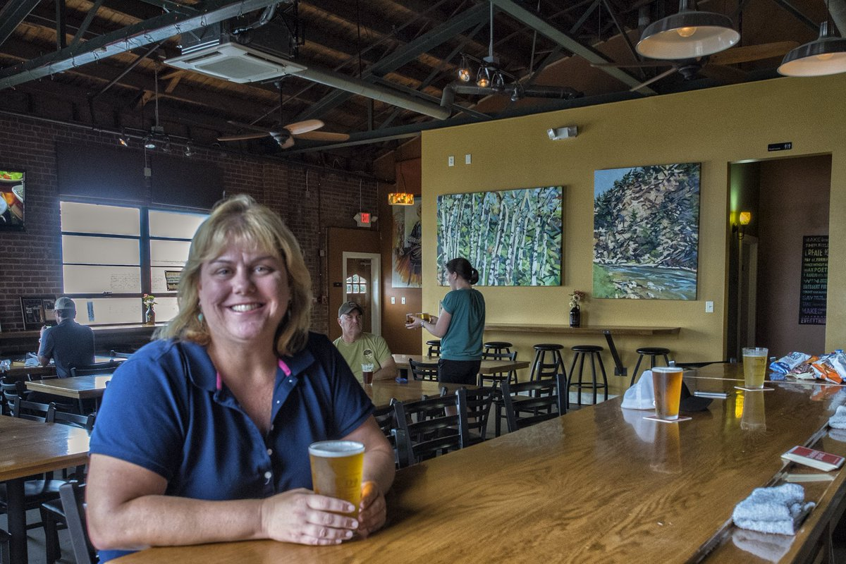 Daniel Hartis on @NoDaBrewing's plans to close its original taproom, for an extended period
