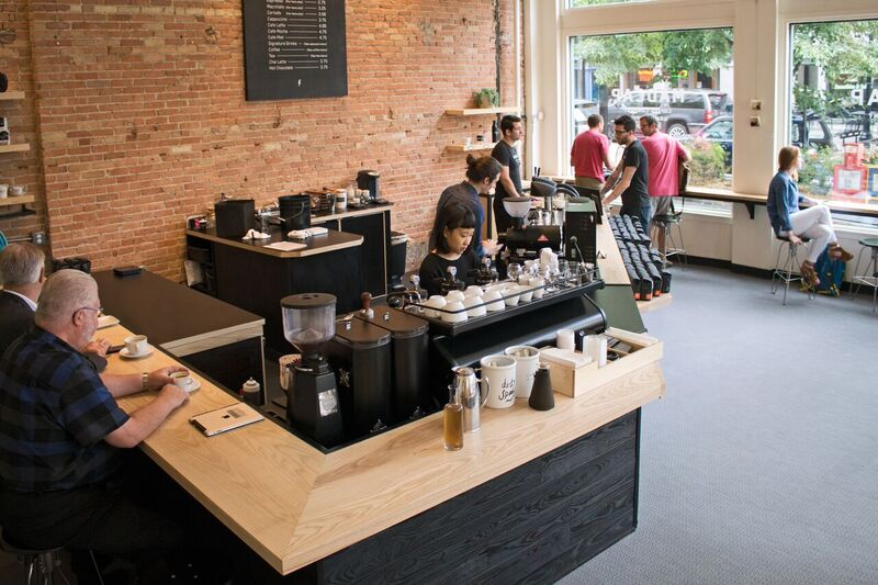 The New Madcap Coffee Grand Rapids Cafe Renovation Has : Latest News