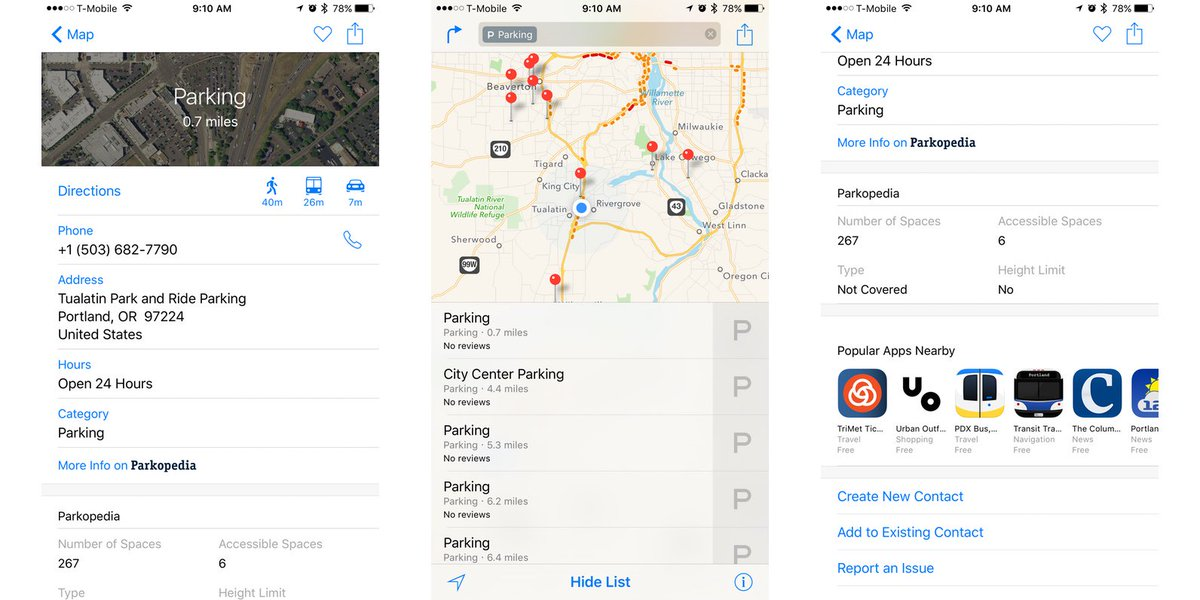 Apple Maps will now tell you where to park (and plug in your Tesla) https://t.co/GMg5bWzKBe https://t.co/8Wi7AoUQdt #aapl #smhq