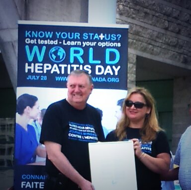 Ottawa deputy mayor proclaims #worldhepatitisday in Ottawa https://t.co/BVWsgjGcJp