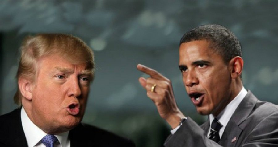 Обама: у Трампа не хватает знаний, чтобы быть президентом Трамп: Обама самый невежественный президент в истории США https://t.co/y5D9mR7CYh