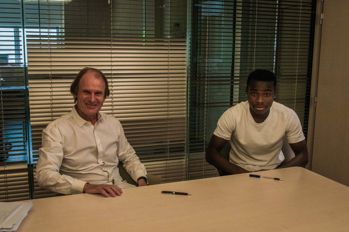 Dekoke signe 3 ans en Ligue 2