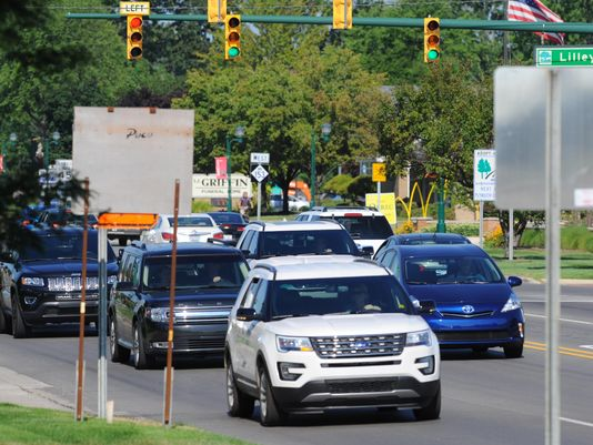 Canton's Ford Road a 'blessing and a curse'