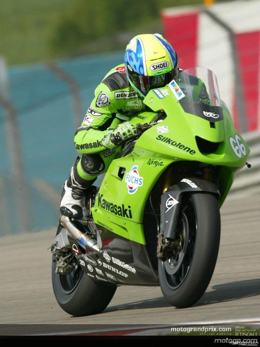 Motogp Fan Zone On Twitter Alex Hofmann On His Kawasaki Ninja Zx