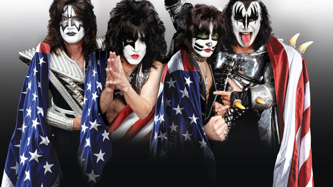 Are you ready to rock! @KISSOnline tonight at @TysonEventsCent https://t.co/YTtuuVbr0O https://t.co/xHKmAipZdy