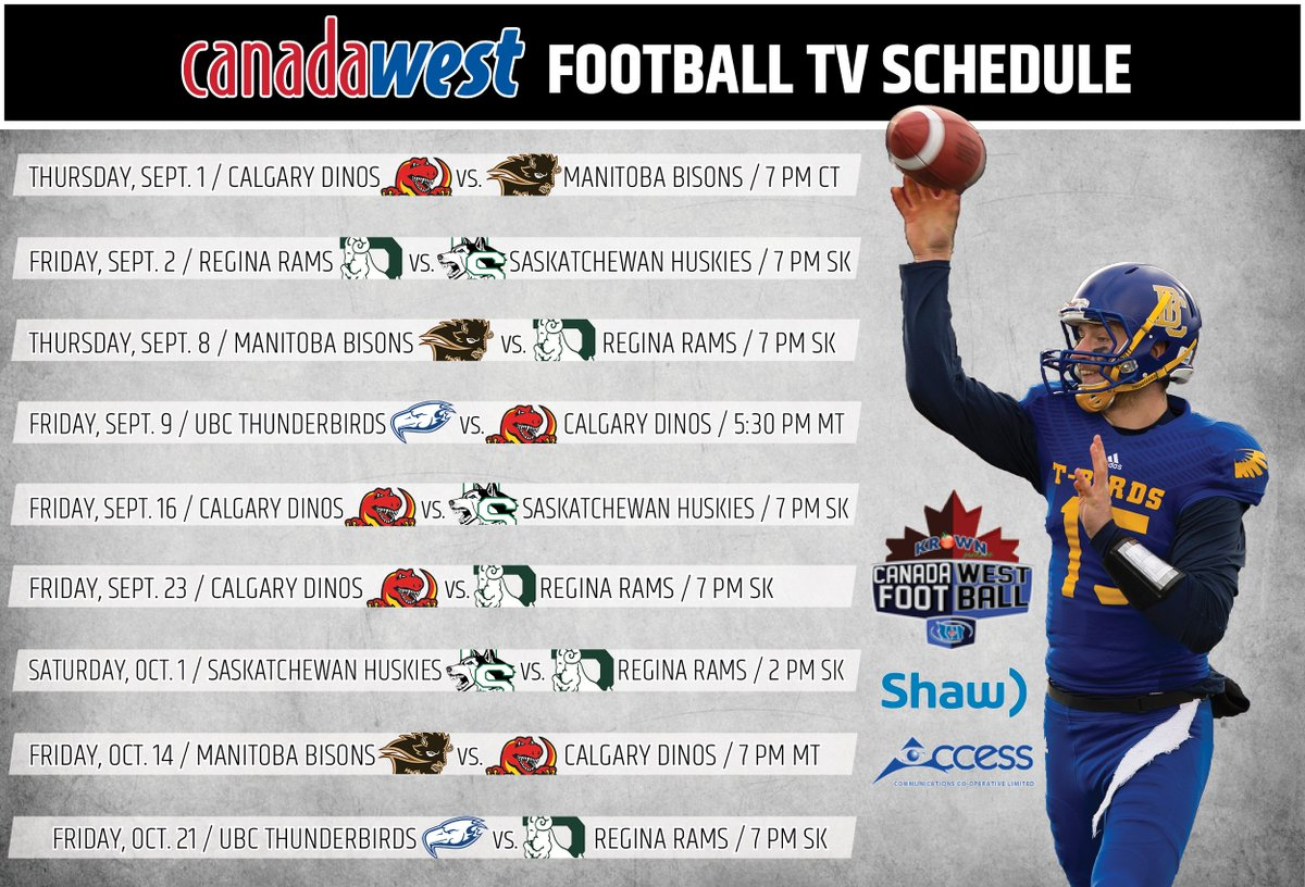 Canada West on Twitter: